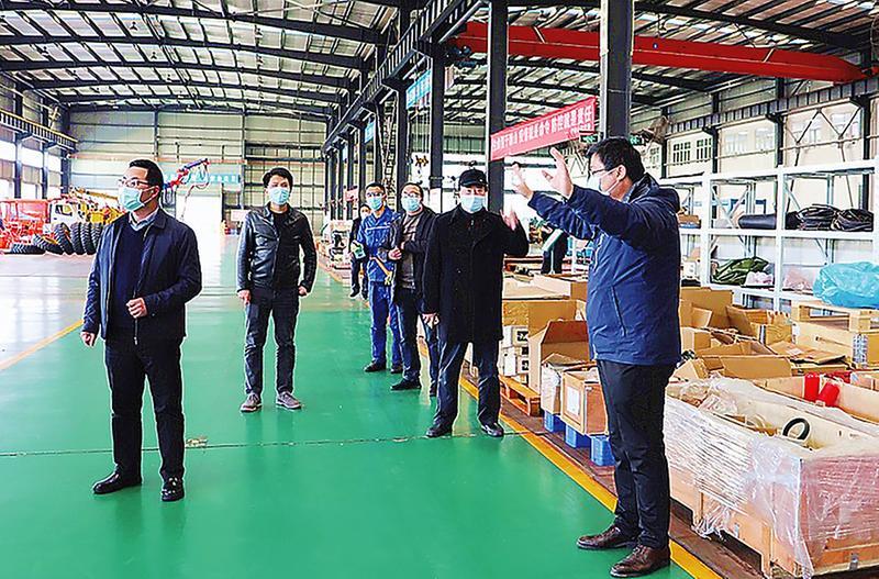 《中国中铁报》:中铁科研院岩锋公司组织新冠肺炎应急演练